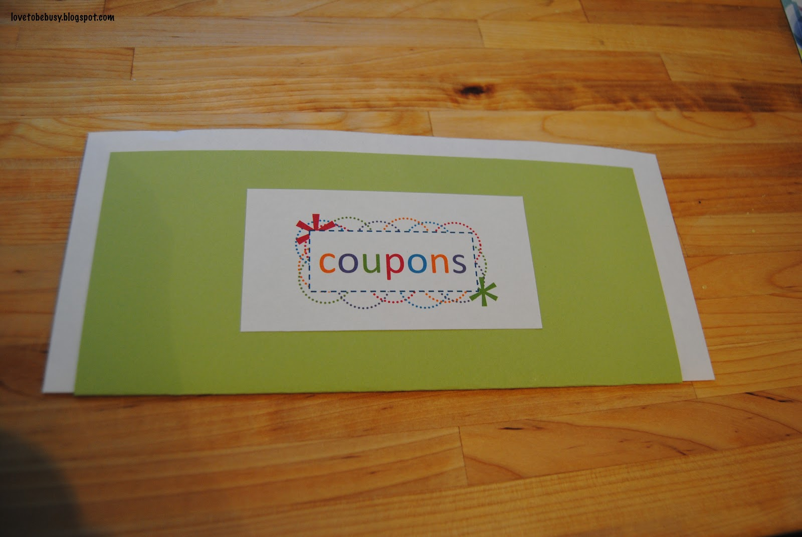 Envelopes com coupon code