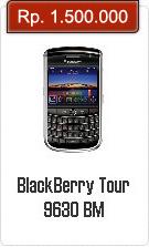 Spesifikasi Dan Harga BlackBerry Tour 9630