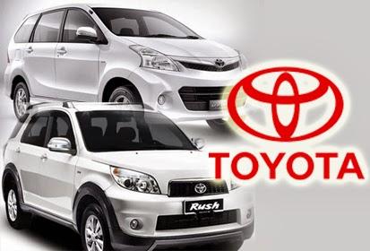 Rincian Harga Kredit Mobil Toyota Terbaru 2014