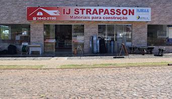 A IJ Strapasson Materiais para Construção está em novo endereço, em Turvo