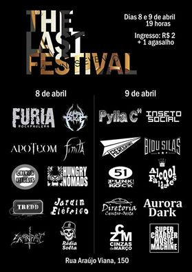 THE LAST FESTIVAL