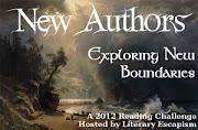 New Authors Reading Challenge