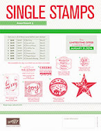 New!  Christmas & Holiday Stamps!