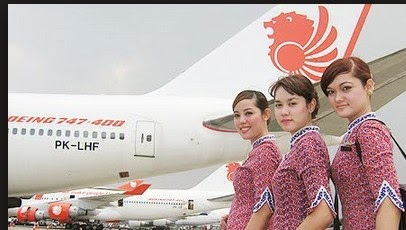 pramugari cantik lion air