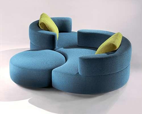 Stylish modern sofa latest designs an interior design - Sofas esquineros modernos ...