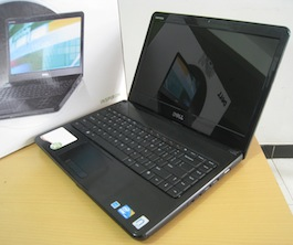 jual laptop 2nd dell inspiron n4030