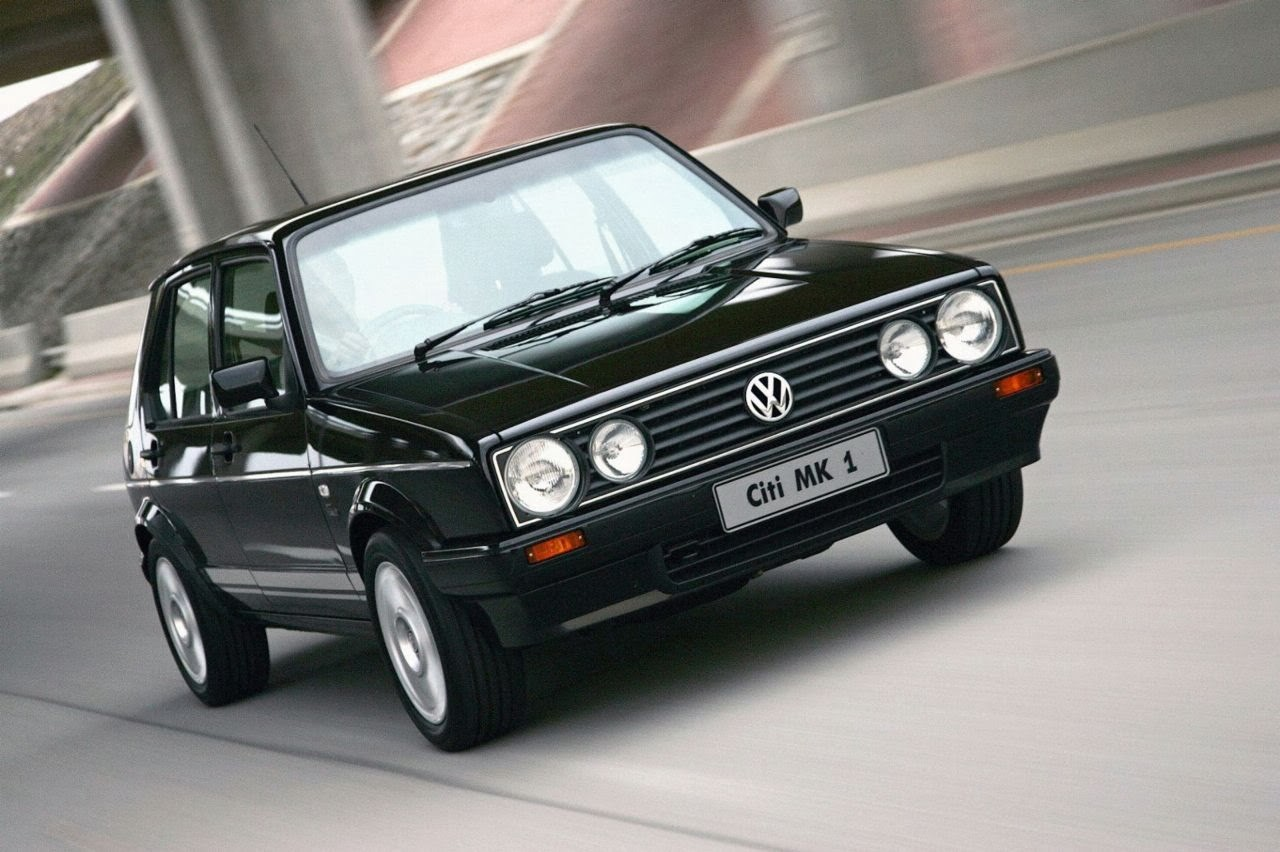 Volkswagen Citi Mk1