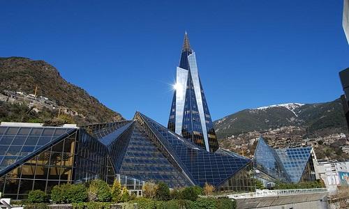 Caldea Andorra Europe