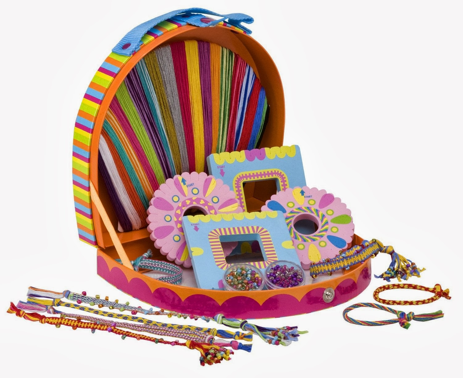 Trendy christmas gifts gift idea for 10 year old girls for Jewelry making kit for 4 year old