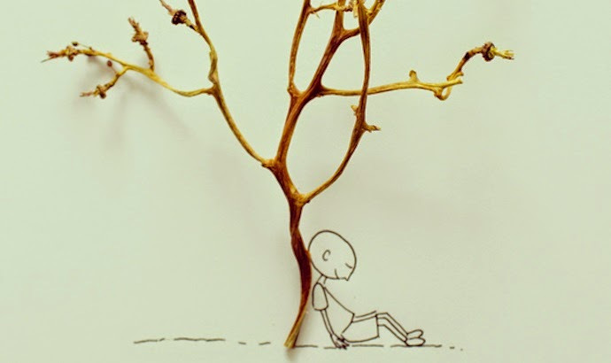 Arte con Objetos Cotidianos