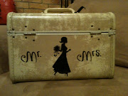 Train Case For A Bride