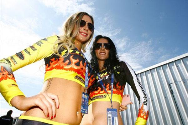 Superbike Babes