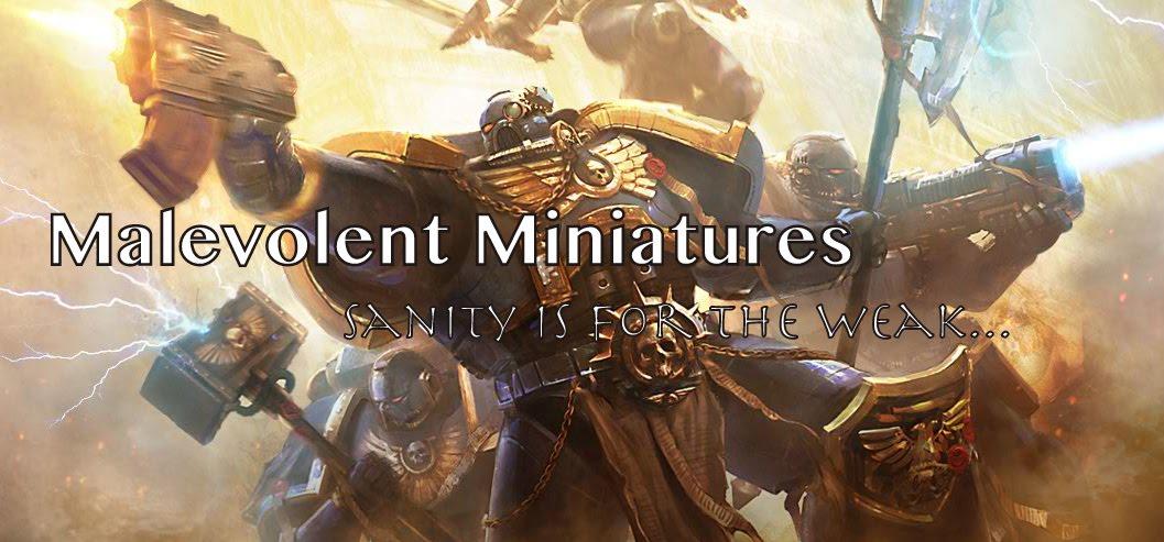 Malevolent Miniatures