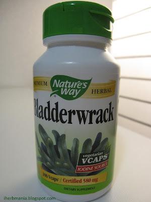 Bladderwrack Fucus Vesiculosus Iherb Celulitis