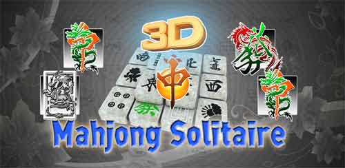 About Mahjong 3D Free Android Games apk