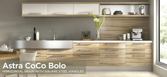 Coco-Bolo kitchen cabinet