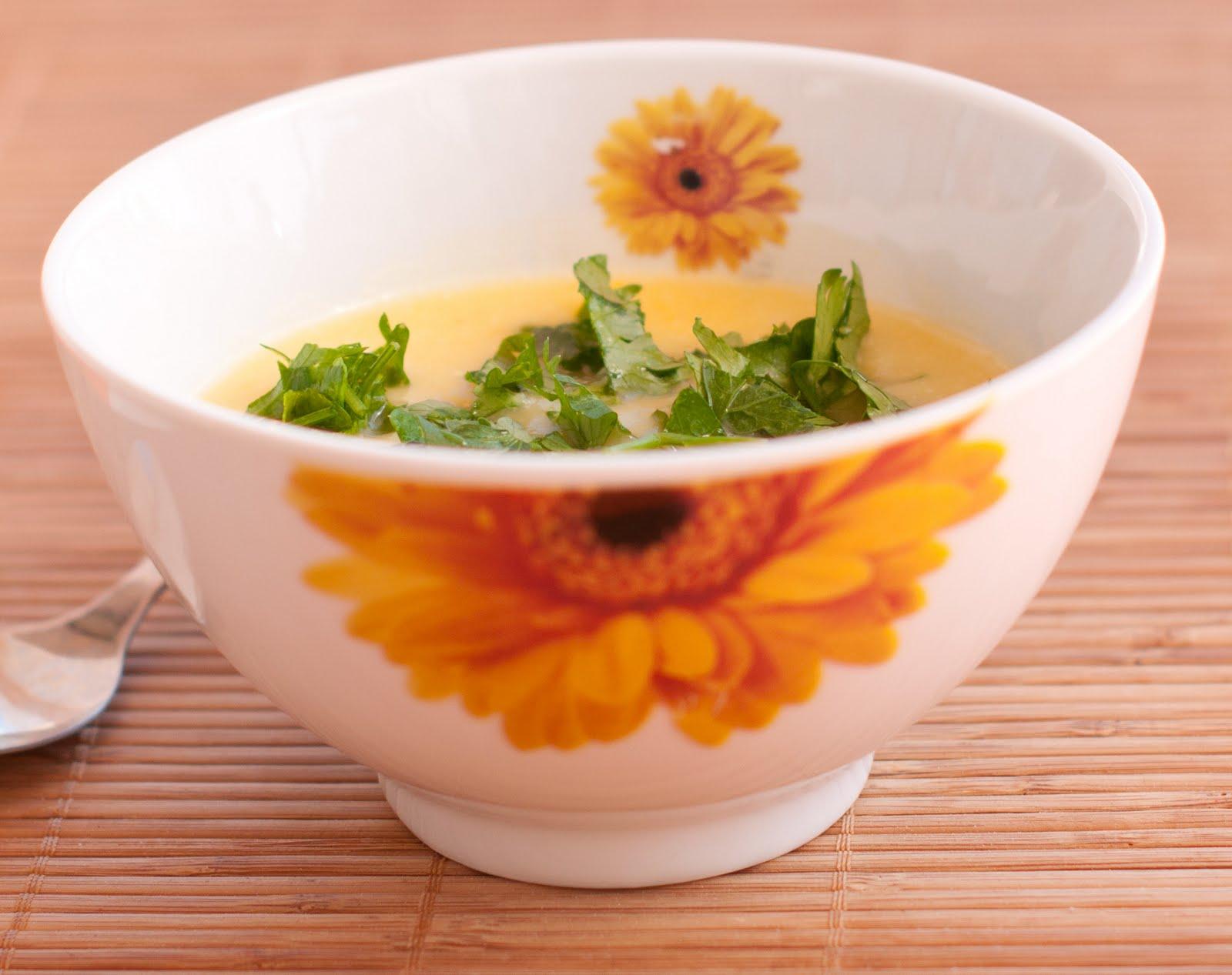 Крем-супа от картофи