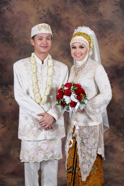 Gaun Baju Pesta MJ Model Wedding Gown Gaun Pengantin