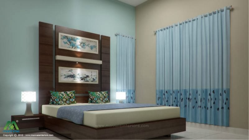 Bedroom design kerala style | design ideas 2017-2018 | Pinterest ...