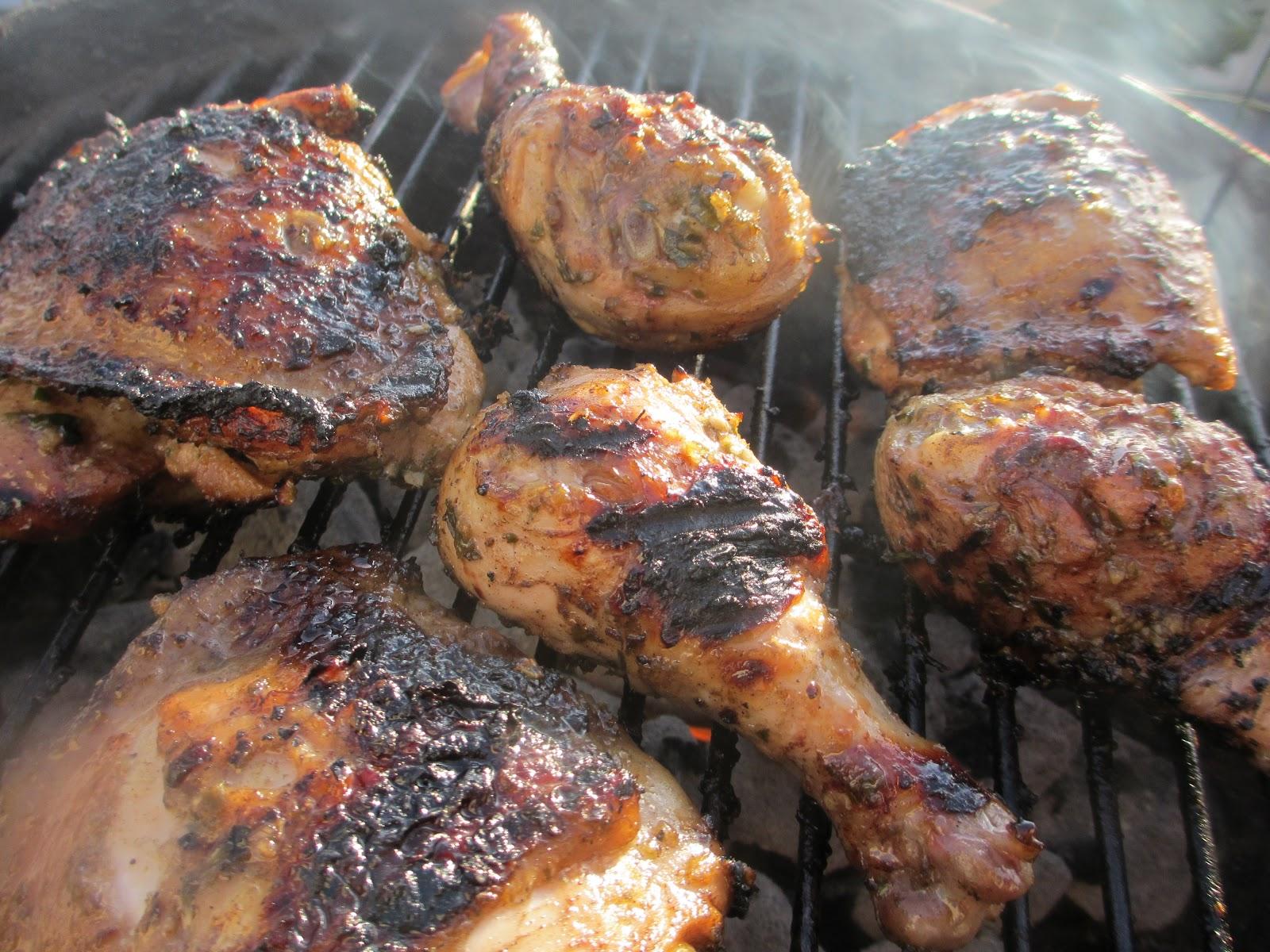 Jamaican Jerk Chicken | Sunday Chicken Dinner