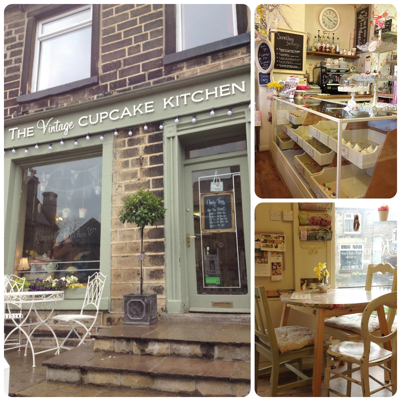 A Trip To Uppermill In North England With Miss B !!