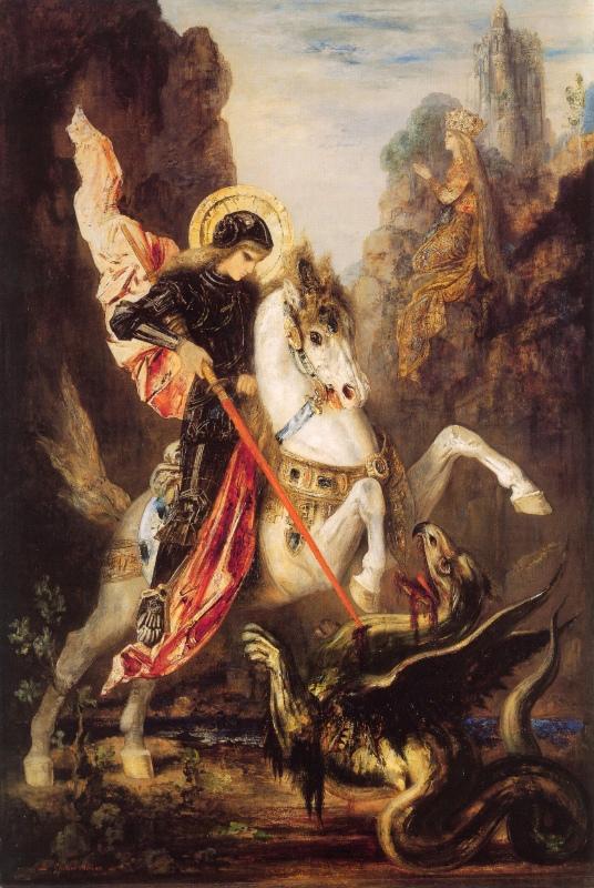 moreau saint george