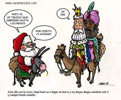 felicitar las navidades por el movil: