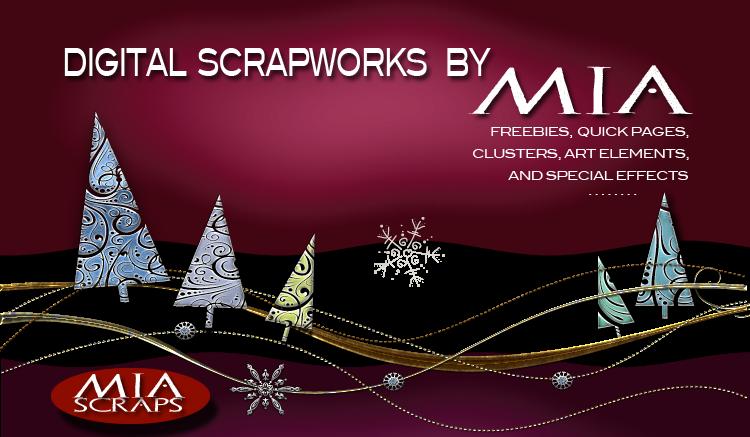 Digital Scrapworks by Mia