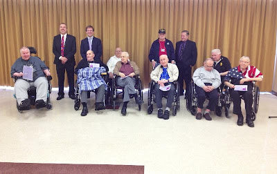 Wisconsin Veterans Home in Union Grove, Milwaukee County Veterans Service Office, Milwaukee County Executive, Milwaukee County Executive Chris Abele, Milwaukee County PHP Program