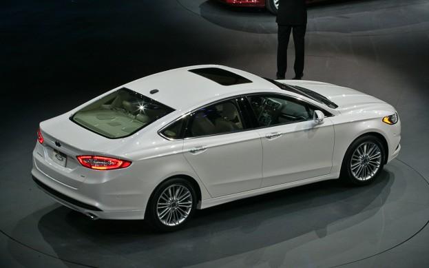 Ford Fusion (2013) | Car Barn Sport