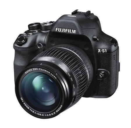 Fujifilm X-S1 Compact Digital Camera