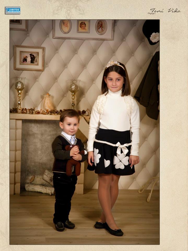 5 lobitos moda infantil