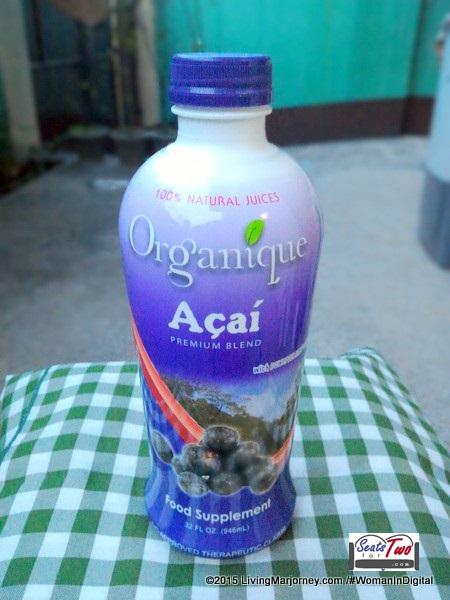 Organique Acai Berries