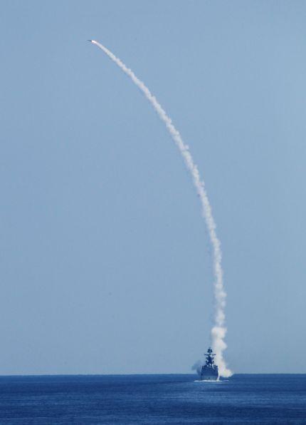 AL PLA tembakkan rudal saat latihan