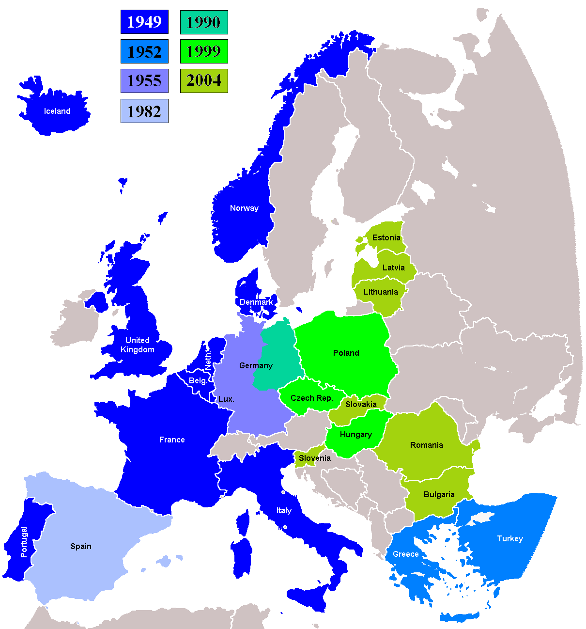 the possible economic and security problems of the nato expansion Possibility of establishing long term political and economic ties between both  sides  issues, consequences of nato enlargement for the future european.