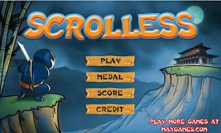 Scrolless