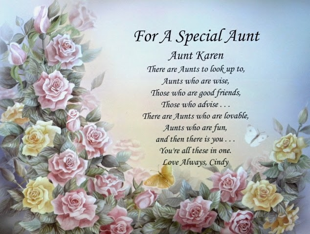 top 9 lovely mothers day poems for aunts