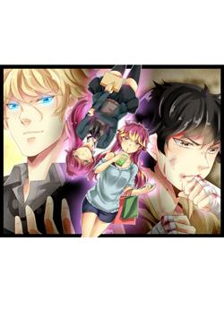unOrdinary Manga