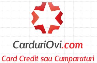 Carduri de credit si de Cumparaturi - Imprumuturi bancare online