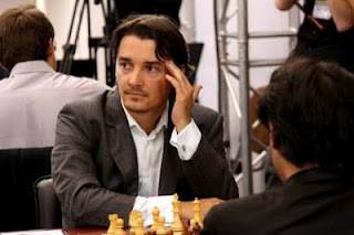 Echecs à Moscou : Ronde 6, Alexander Morozevich battu par l'Américain Hikaru Nakamura - Photo © ChessBase