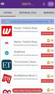 Idea Free Recharge App Earn Talktime