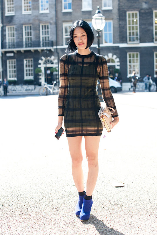 My Fashion Tricks Street Style Tiffany Hsu Buyer At Lane Crawford