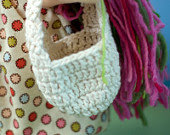 crochet doll bag purse
