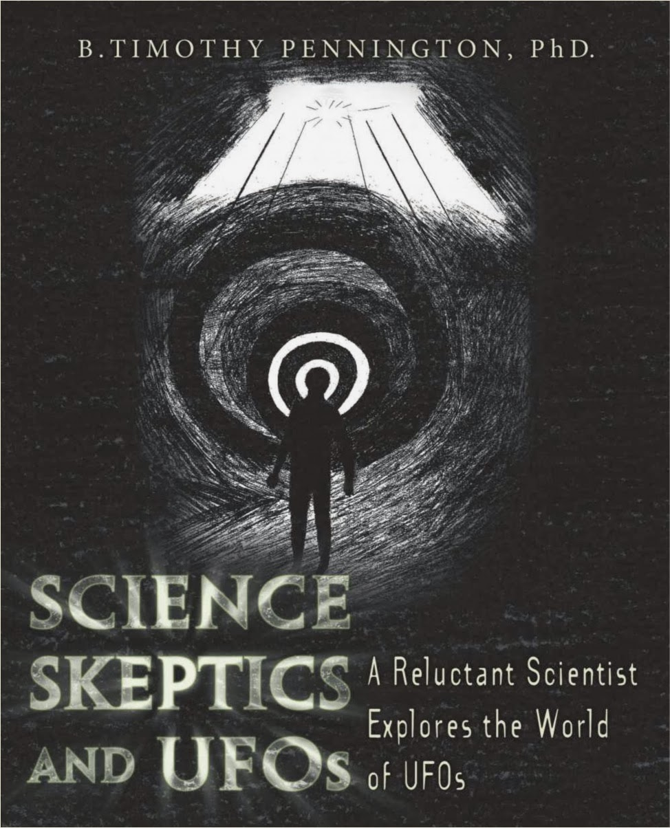 Science, Skeptics and UFOs - A reluctant scientist explores the world of UFOs