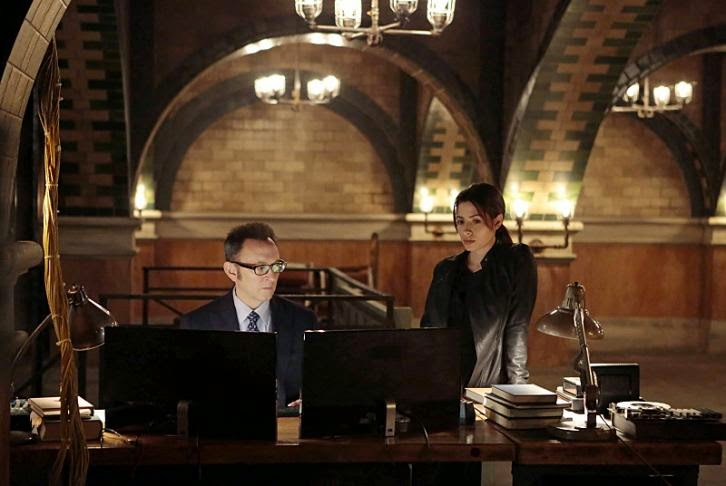 Person of Interest - Episode 4.07 - Honor Among Thieves - Promotional Photos