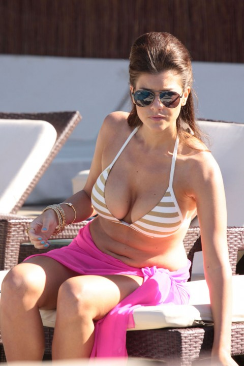 Imogen Thomas In A Sexy Bikini Photoshoot
