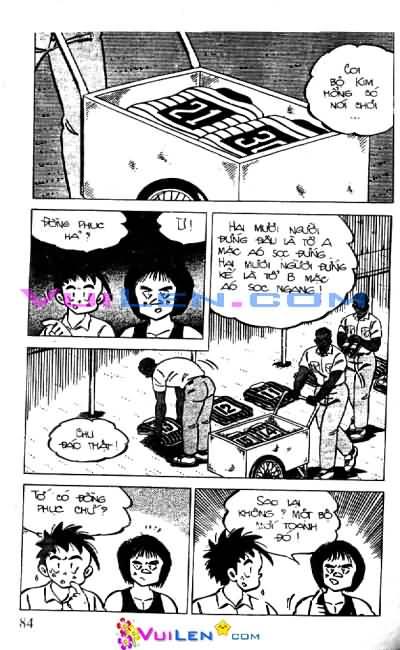 Jindodinho - Đường Dẫn Đến Khung Thành III  Tập 45 page 84 Congtruyen24h