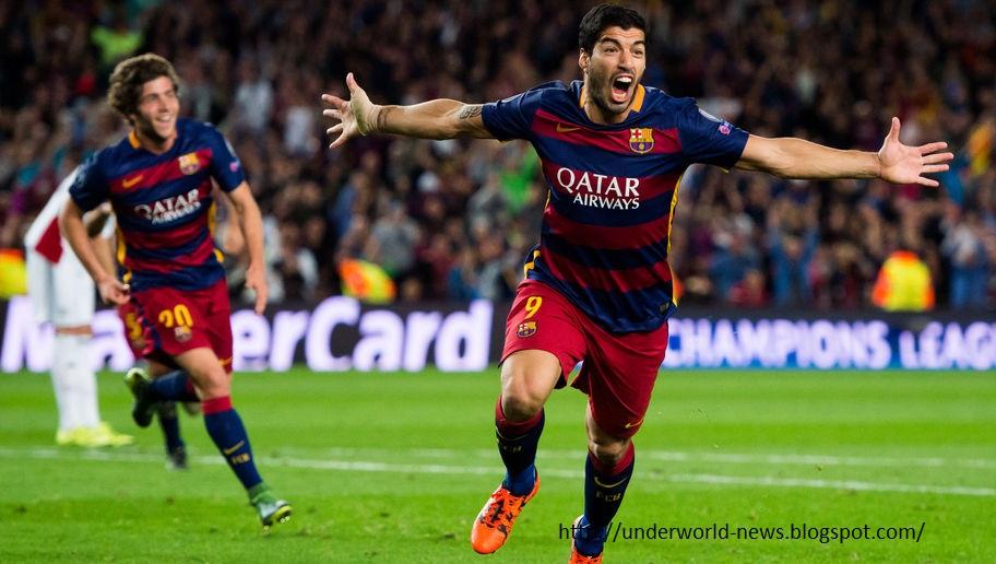 Menurut Suarez, VAR Rusak Momen Selebrasi