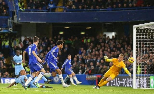 Chelsea ditahan Imbang City di Stamford Bridge