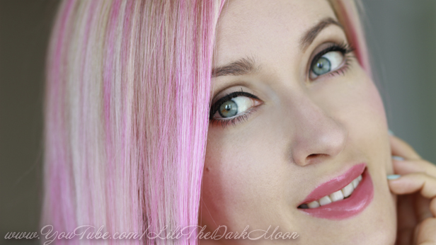 Lilith moon new hair color pink highlights new hair color pink highlights pmusecretfo Images